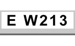 E W213 (0)