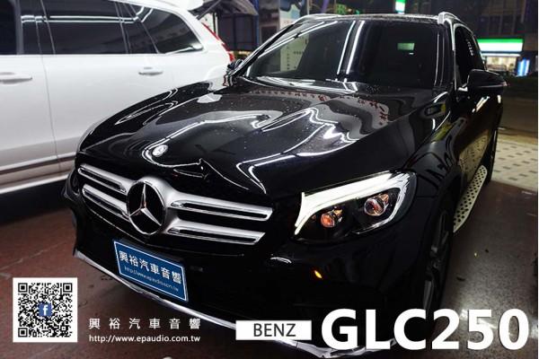 【BENZ GLC250】安裝 MIO MIVUEC570D 雙鏡頭GPS行車記錄器