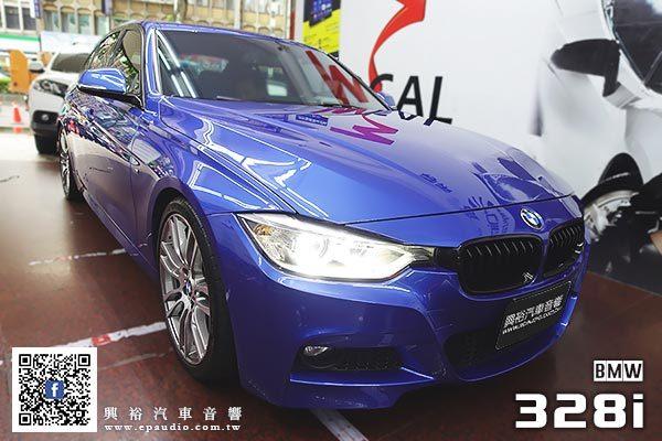 【BMW F30】328i 安裝 ZAPCO數位訊號處理器DSP-Z8IVII