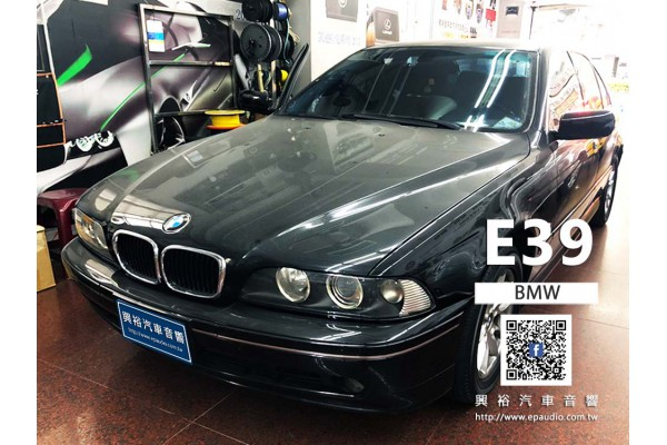 【BMW 5系列 E39】安裝 PAPAGO RAY LITE 電子後視鏡