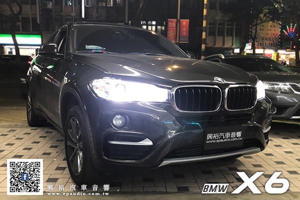【BMW X6】2015年X6 安裝 F15專用10.25吋安卓機