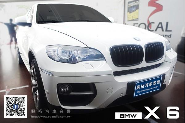 【BMW 寶馬】X6 安裝專用10.25吋無碟安卓機