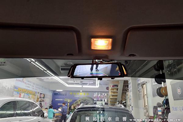 【中華汽車 VERYCA】安裝 響尾蛇電子後視鏡A28