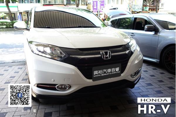 【HONDA 本田】HRV 安裝 JHY R77 HR-V專用10吋安卓多媒體主機