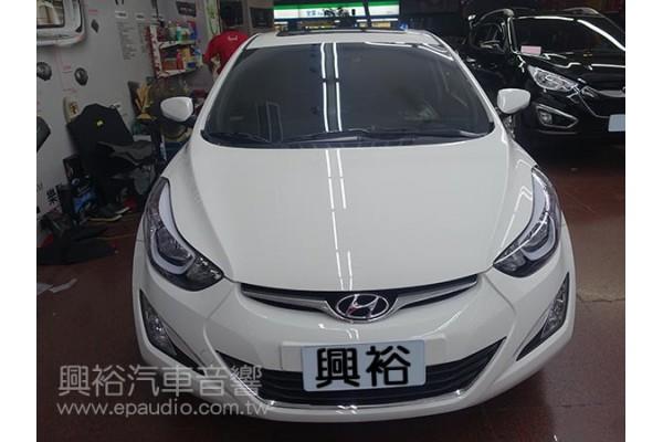 【Hyundai 現代】ELANTRA  安裝 專款安卓機
