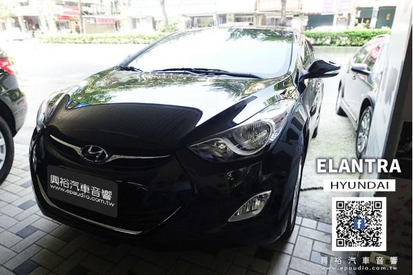 【Hyundai 現代】ELANTRA  安裝 CONVOX ELANTRA專用9吋安卓機