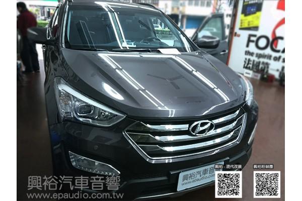【Hyundai 現代】2014年 Santafe 安裝數位電視 | 頭枕螢幕