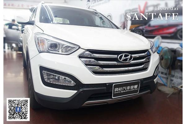 【Hyundai 現代】2014年 Santafe 安裝 電動尾門