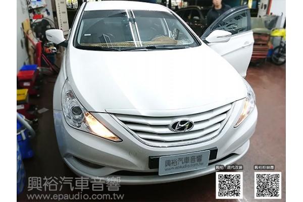 【Hyundai 現代】SONATA 安裝 螢幕主機 | 導航 | 倒車鏡頭