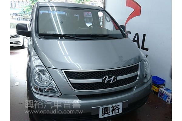 【Hyundai 現代】Starex 安裝 PIONEER 伸縮DVD螢幕主機 | 導航