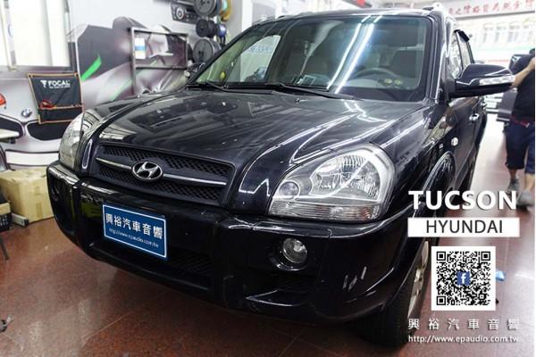 【HYUNDAI TUCSON】安裝 DEH-X7850BT CD藍芽主機