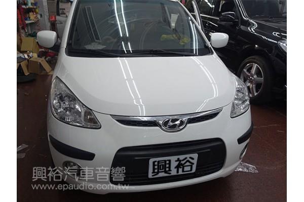 【Hyundai 現代】i10 安裝 螢幕主機 | 測速器