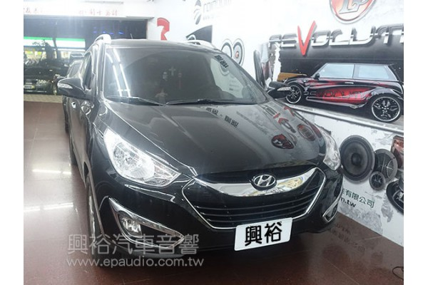【Hyundai 現代】ix35 安裝 PIONEER DVD主機