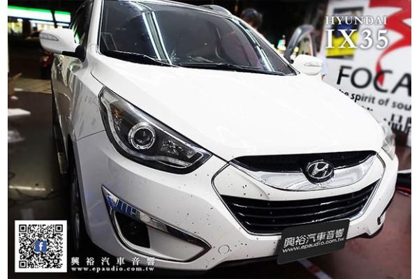 【Hyundai 現代】2015年 ix35 安裝 專款安卓系統主機