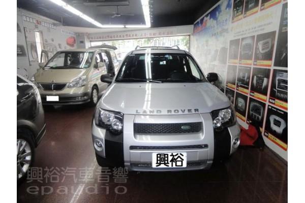 【Land Rover】路華 安裝 螢幕主機