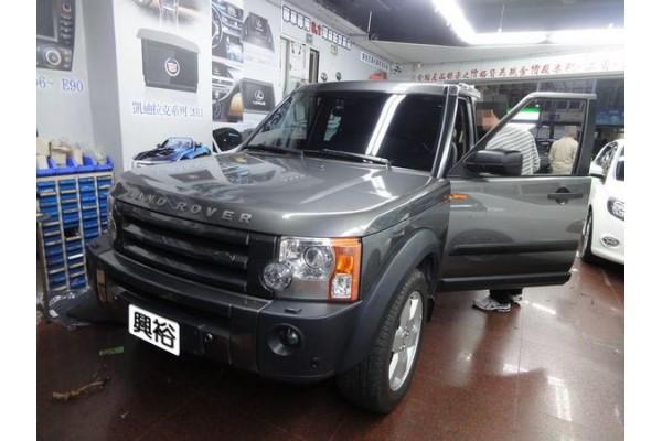 【Land Rover】路華 安裝 吸頂螢幕