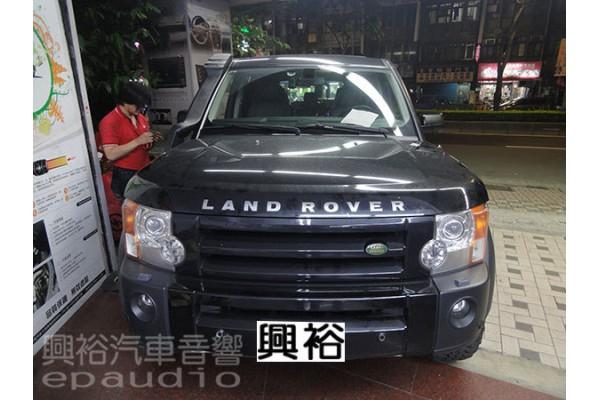 【Land Rover】路華DISCOVERY 3 安裝 四路行車記錄器