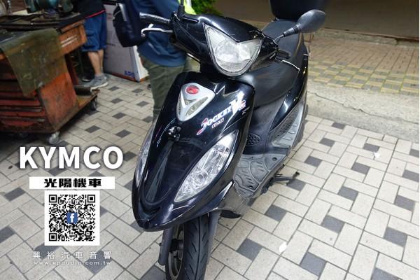【摩托車】安裝 Polaroid寶麗萊 MS295WG 前後行車紀錄器