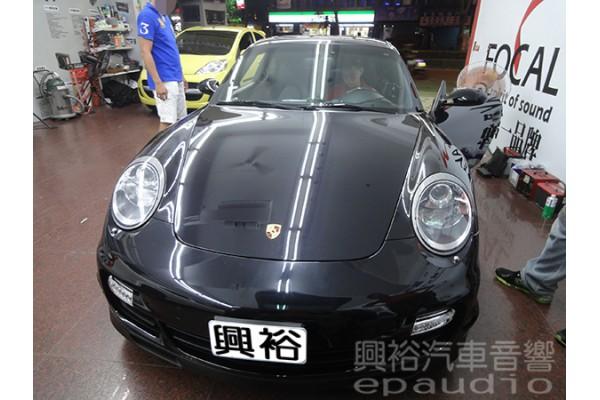 【Porsche 保時捷】Cayman 安裝專款螢幕主機