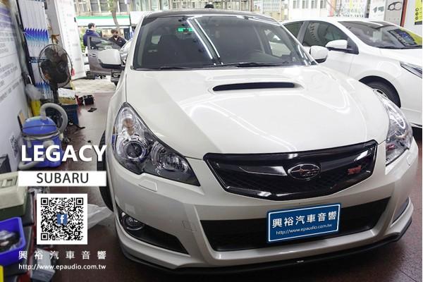 【SUBARU 速霸陸】LEGACY 安裝 先鋒 AVH-Z2250BT CarPlay 螢幕主機