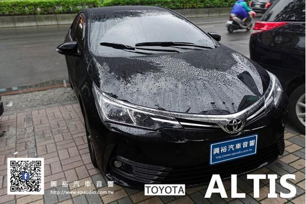 【TOYOTA ALITS】安裝 CONVOX 10吋無碟安卓機