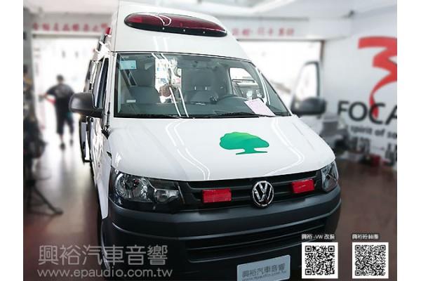 【VW 福斯】T5 安裝目擊者行車記錄器|後鏡頭