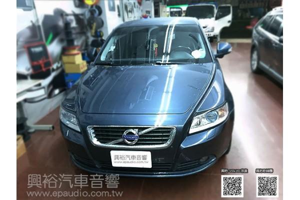 【VOLVO S40】2011年 富豪S40 安裝 Pioneer DEH-S4050BT 1DIN藍芽主機 | 木工