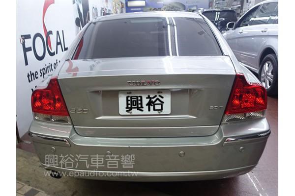 【VOLVO S60】富豪S60 安裝 Pioneer 先鋒1DIN主機