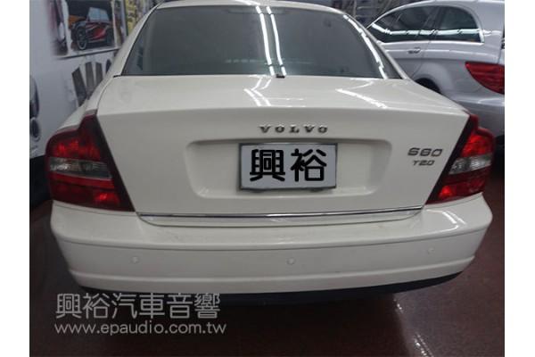 【VOLVO S80】富豪S80 安裝測速器