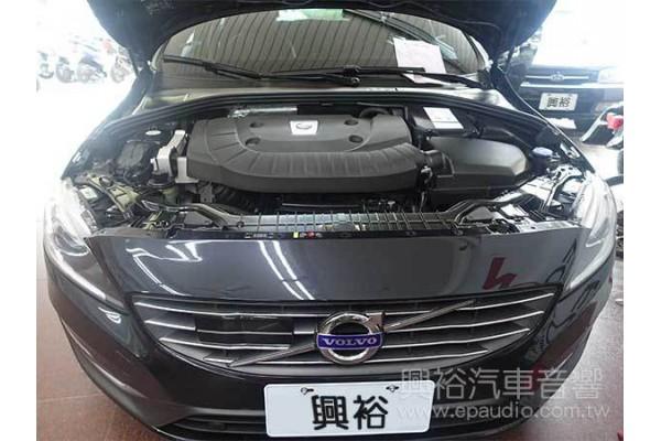 【VOLVO V60】富豪V60 安裝測速器