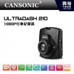 【CANSONIC】UltraDash 210 行車記錄器 *2.5吋螢幕