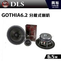 【DLS】GOTHIA6.2 6.5吋分離式喇叭 歌帝雅頂級 *人聲最美 韻味最佳