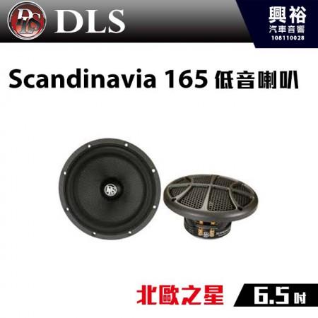 【DLS】Scandinavia 165 6.5吋低音喇叭*北歐之星  公司貨
