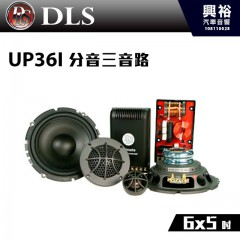 【DLS】UP36i 6.5吋三音路分音喇叭