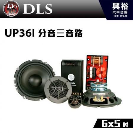 【DLS】UP36i 6.5吋三音路分音喇叭