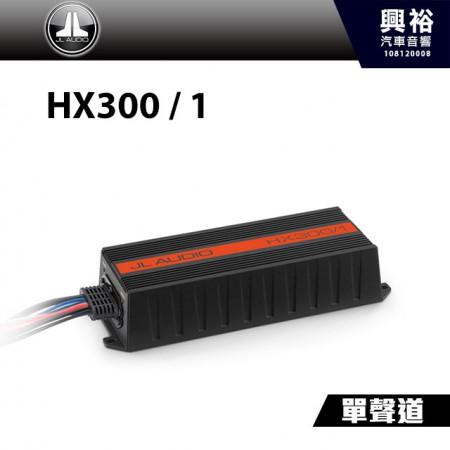 【JL】HX300 / 1 單聲道全頻擴大機