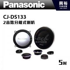【Panasonic】CJ-DS133 5吋 2音路分離式喇叭 *國際