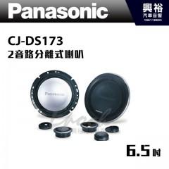 【Panasonic】CJ-DS173 6.5吋 2音路分離式喇叭 *國際