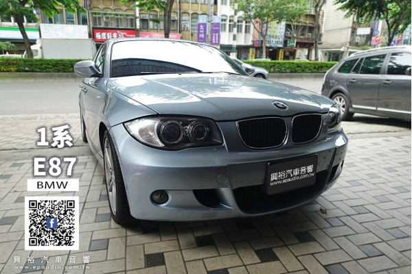 【BMW 123d】安裝 E87專用10.25吋安卓機