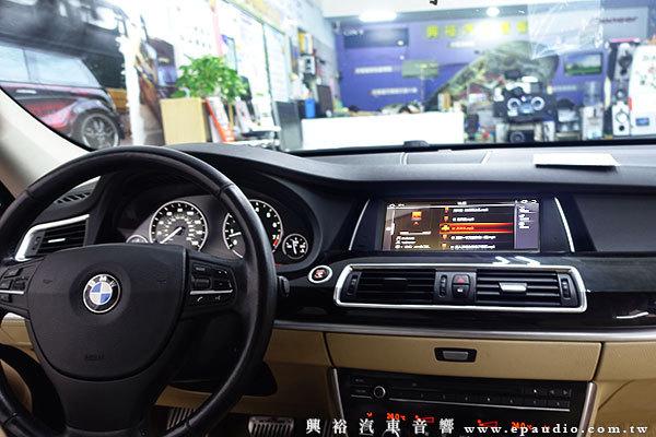 【BMW F07】535i 安裝 10.25吋安卓機