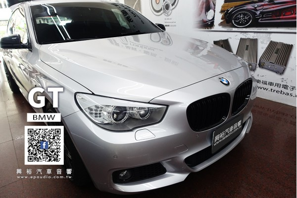 【BMW 寶馬】GT 裝 DynaQuest DSD-51盲點 | 鏡片 | 仁獅A21行車紀錄器