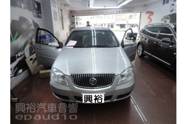 【Buick 別克】Excelle 安裝 FOCAL IC165 | ISS 165 6.5 吋喇叭 | Pioneer TS-WX120A 超薄型主動式重低音