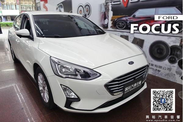 【Ford 福特】2019年FOCUS 安裝 360度環景行車輔助系統 | 介面