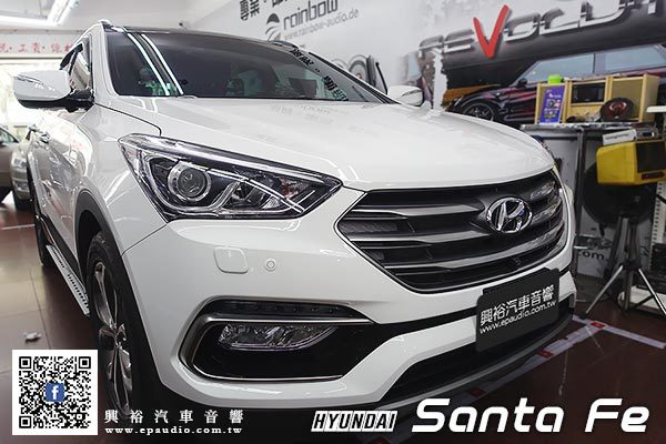 【Hyundai 現代】2018年 Santafe 安裝 介面 | 數位電視 | 南極星 GPS-1688 測速器