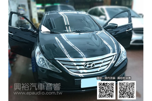 【Hyundai 現代】SONATA 安裝 專款螢幕主機 | 導航 | 數位 | 倒車鏡頭