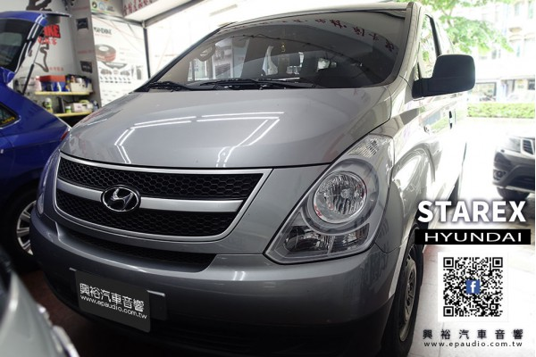 【Hyundai 現代】Starex 安裝 PIONEER AVIC-F7500T 6.8吋觸控螢幕主機