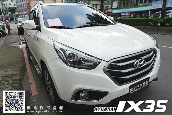 【Hyundai 現代】ix35 安裝 JHY M3 pro 專款安卓聲控機