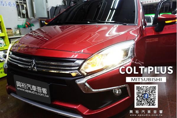 【MITSUBISHI 三菱】COLT PLUS 安裝 CONVOX COLT PLUS 9 吋專用安卓機GT-2
