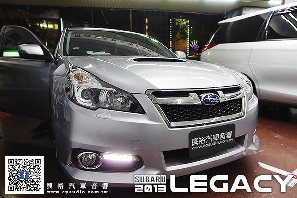 【SUBARU 速霸陸】2013年 LEGACY 安裝 Pioneer AVH-Z9150BT CarPlay螢幕主機 專用主機框