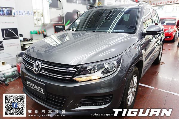 【VW 福斯】Tiguan 改DOD行車記錄器QR10   DOD胎壓偵測器W410